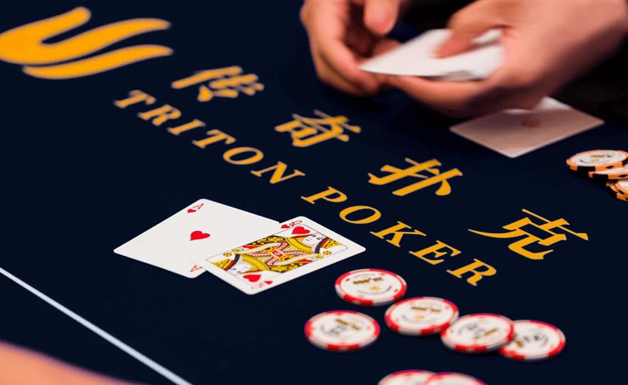 Triton Poker Table