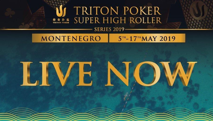triton montenegro 2019 live now